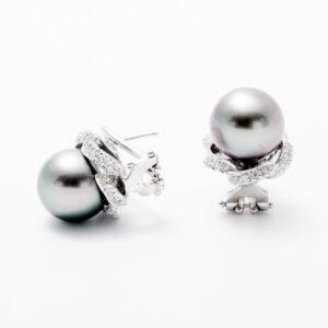 Orecchini con perle